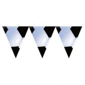 Foldbold Flag - guirlande