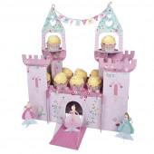 Prinsesse pynt og borddekoration til prinsessefest