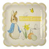 MeriMeri paptallerkener - Peter Rabbit