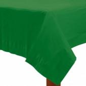 Grøn papir dug