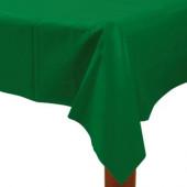 Grøn plastik dug