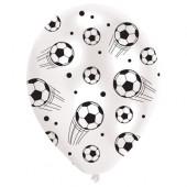 Fodbold latex balloner