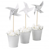 Små vindmøller - bryllup
