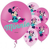 Minnie Mouse pink balloner