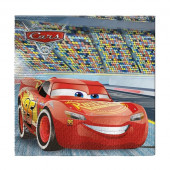 Disney Cars servietter