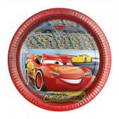 Disney Cars paptallerkner