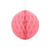 Blush pink papirkugle 40 cm