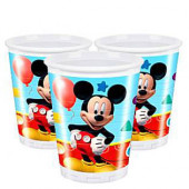 Mickey Mouse plastkrus