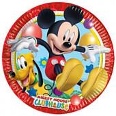 Mickey Mouse paptallerkner