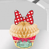 Minnie Mouse Cafe borddekoration