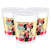 Minnie Mouse Cafe plastkrus