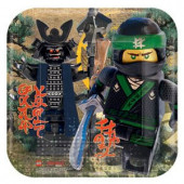 Lego Ninjago paptallerkner