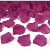 Rosenblade - 100 stk mørk pink