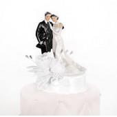 Bryllupsfigur nygifte