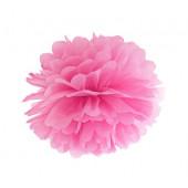 Pom pom pink 25 cm