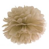 Pom pom guld 35 cm