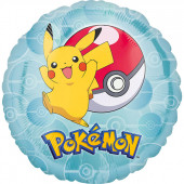 Pokemon folie ballon