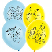 Pokemon Latex balloner