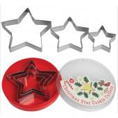 Udstikker sæt - stjerne