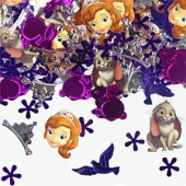 Sofia the First konfetti