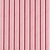 Papirsugerør - pastel pink - 10 stk