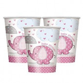 Pink elefant papkrus