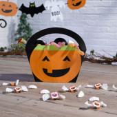 Happy Halloween Trick or Treat taske