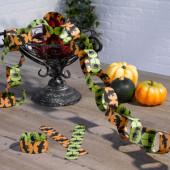 Happy Halloween papirguirlande