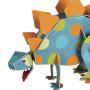 Meri Meri pynt til børnefødselsdagen - Dinosaur