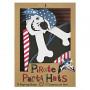 Pirat festhat og partyhat til børnefødselsdag