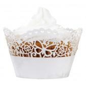 Cupcake wraps - Bryllup