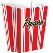 Popcornbægre - røde striber