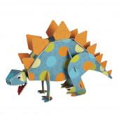 Borddekoration - Dinosaur