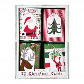 Meri Meri små julekort