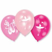 Ballon med ballet motiver