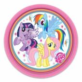 Paptallerkener - My Little Pony