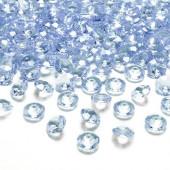 Pynte diamanter - sky blå