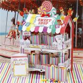 Sweet Shop - Regnbue farver