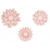 Dekorationsblomster (pink