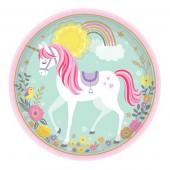 Magical Unicorn paptallerkner