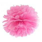 Pom pom pink 35 cm