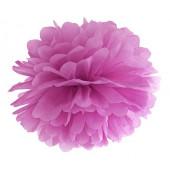 Pom pom lilla 35 cm