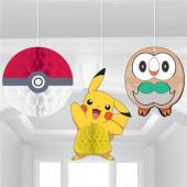 Pokemon dekoration