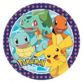 Pokemon - paptallerkener