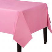 Pink plastik dug
