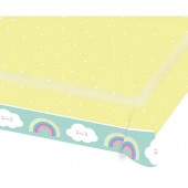 Rainbow & Cloud papir dug