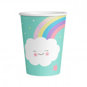 Rainbow & Cloud papkrus