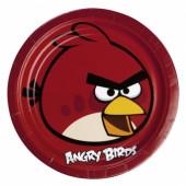 Paptallerkener - Angry Birds