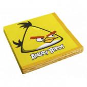 Servietter - gul Angry Birds
