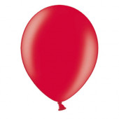 Balloner - Rød - metallic